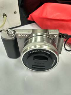 Kredit Sony A5100 Kit 16-50mm Mirrorless
