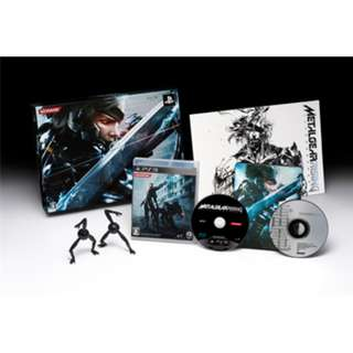 METAL GEAR RISING REVENGEANCE PREMIUM PACKAGE