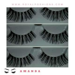 🚚 Amanda Lash - False Eyelash