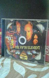 VCd Vcd sale Buy 2 get 1 free!  English   The fifth element  In the 23rd century, a New York City cabbie, Korben Dallas (Bruce Willis), finds the fate of the world in his hands when Leeloo (Milla Jovovich) falls into his cab. As