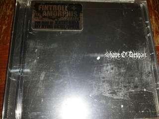 Music CD (Sealed): Shape Of Despair–Shape Of Despair - Doom Metal