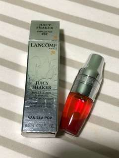 Lancome juicy shaker - vanilla pop
