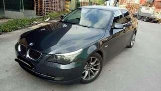 BMW E60 525i XL 2.5 Lci 2008