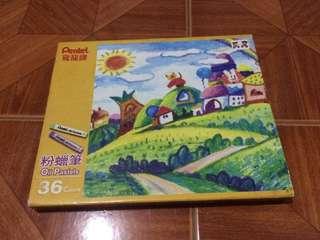 Pentel Oil Pastel 36colors