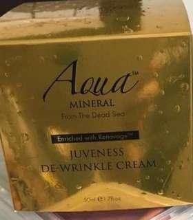Wrinkle cream -Juveness De Wrinkle Cream