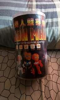 🚚 Iron man bletooth speaker
