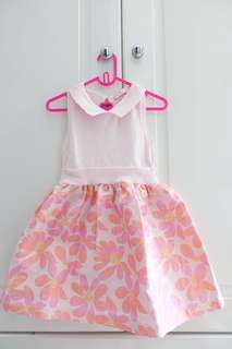 Dress Gingersnap Pink