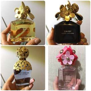 Marc Jacobs Perfume*全新香水 each$250 (No package)