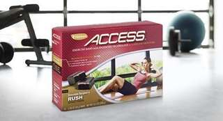 Melaleuca-Access® Exercise Bars – Chocolate Raspberry Rush