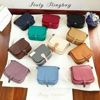 ITALY SLING BAG