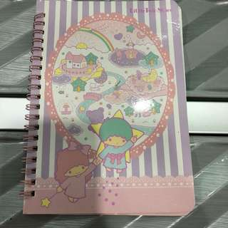 Little twin stars notebook