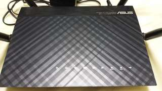 ASUS AC1200G+ Dual Band Gigabit Router