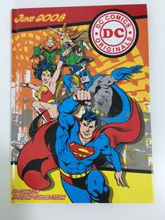 DC Comics MyStamp Collection (Singapore)