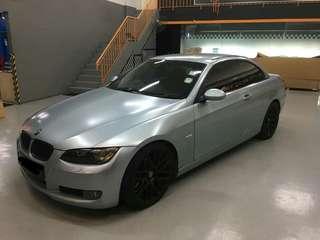 BMW E93 335i Convertible 2008
