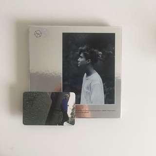 🚚 EXO 第二張正規專輯「EXODUS」中文版/SUHO [TAO小卡]