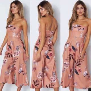 GUEN Tube Jumpsuit