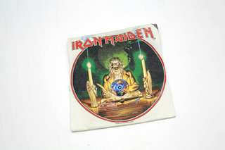 VTG 80s 3Q IRON MAIDEN® 7th SON TOUR 1988 TSHIRT