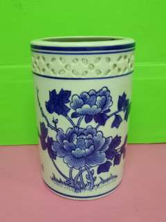 Porcelain Flower Pot