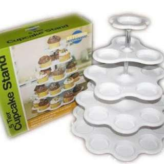 5tier cupcake stand