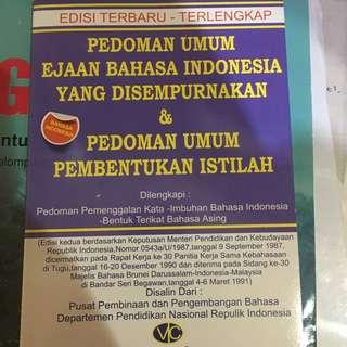 eyd bahasa indonesia