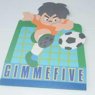 Gimmefive 1994' Memo Pad 便條紙
