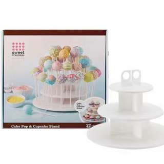 Sweet creations cake pop & cupcake stand