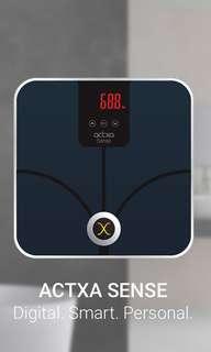 Actxa Sense Digital Smart Scale