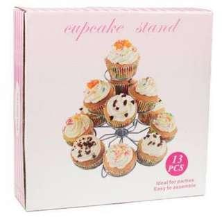 cupcake stand 13 pcs