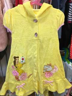 🚚 迪士尼公主澡袍