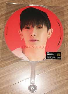 Monsta X WONHO < The Connect World Tour > Image Picket