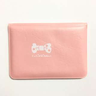 [NEW] Cute Pink Card Holder