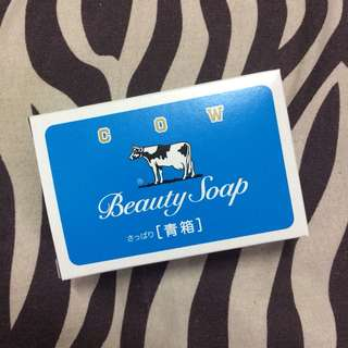 Blue Cow Soap