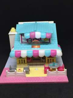 Vintage Polly pocket Pizzeria for sale!!