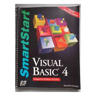 SmarStart Visual Basic 4 by Ralph Duffy