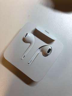 Apple headphones (not wireless)