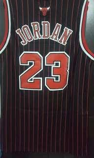 Jordan jersey pinstripe
