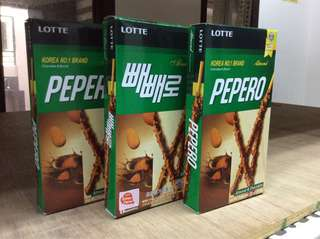 Lotte peppero