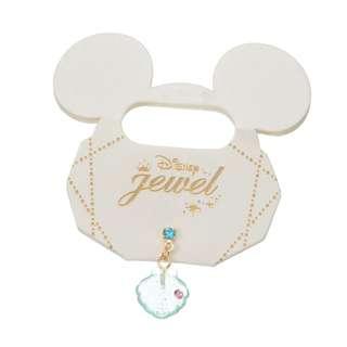 Sung-buy正版日本迪士尼小美人魚糖果貝殼耳環