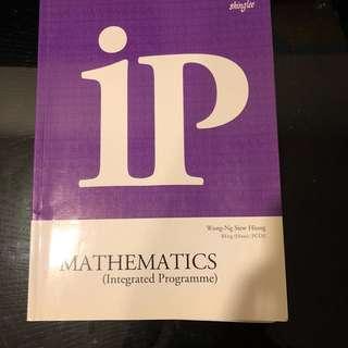 IP Mathematics (Shing Lee)