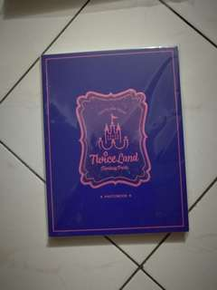 Twice twiceland 2 photobook sealed