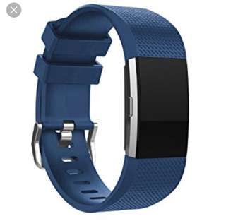 Fitbit Charge 2 Blue strap