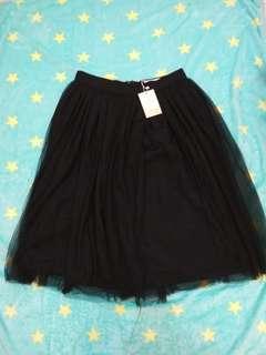 Twenty3 black tutu skirt
