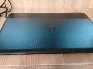 HP Laptop i3 (Black)