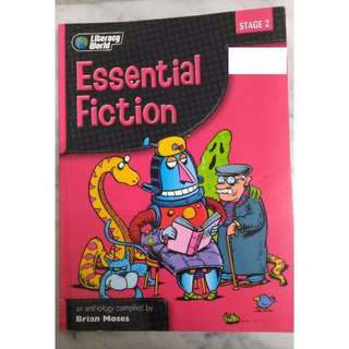 Stage 2 Literature book for kids!