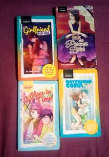 Used Pop Fiction Books