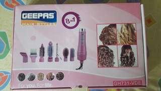 Geepas 8 in 1 hair styler