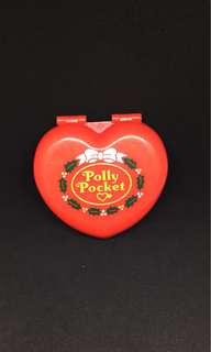 Vintage Christmas variation Polly pocket