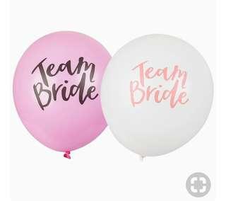 """Team bride 12"""""""