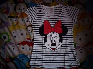 kaos minnie mouse cotton on