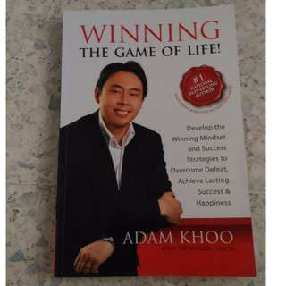 BRAND NEW Adam Khoo's Book FOR SALE